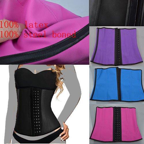 latex waist cincher_4