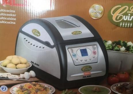 دستگاه غذاساز همه کاره پالسون Palson مدل Bake Pro