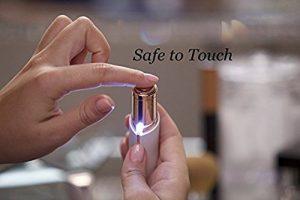 موکن لمسی Flawless با سر الماس مناسب انواع پوست