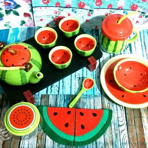 Tea Set-Watermelon_2