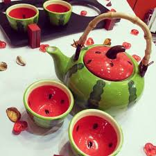Tea Set-Watermelon_3