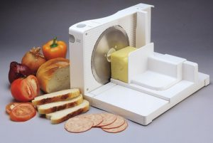 برش زن برقی خانگی با تنظیم ضخامت BOOSCH Slicer