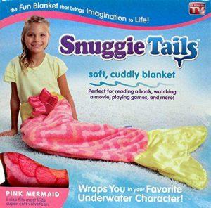 کیسه خواب یا پتو پری دریایی Snuggie Tails