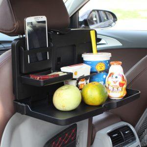 travel dining tray سینی پذیرایی پشت صندلی مسافرتی خودرو