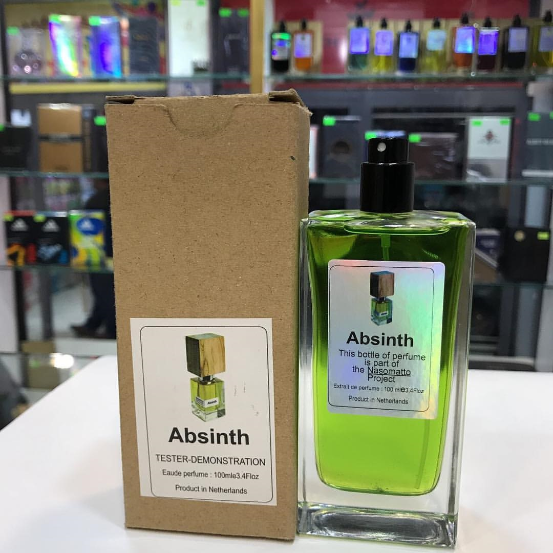 Absinth Tester-Demonstration