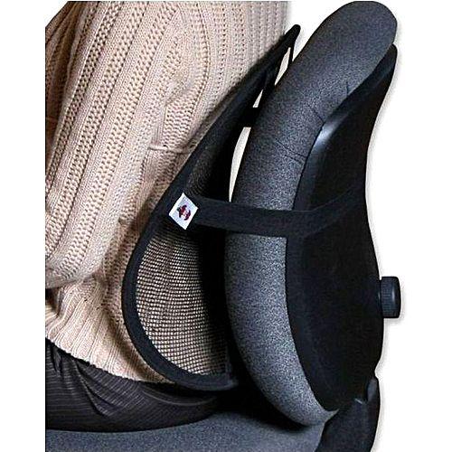 پشت صندلی توری ۲ عددی قابل تنظیم برای انواع صندلی