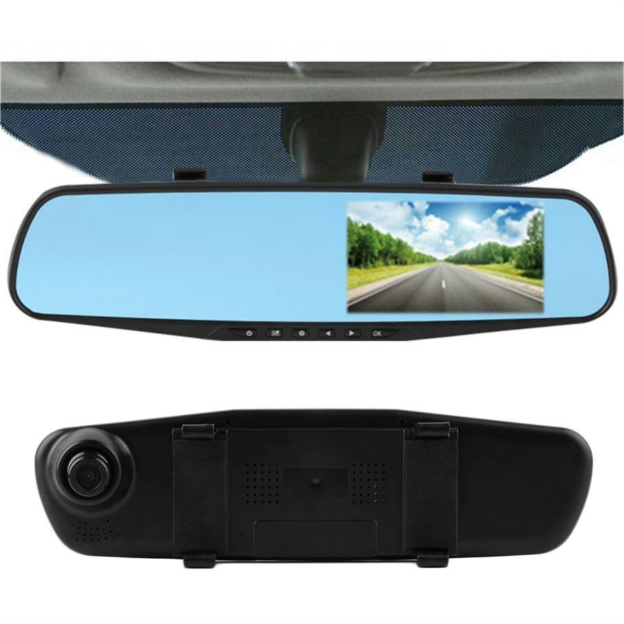 آینه دوربین دار دید در شب با سنسور حرکتی