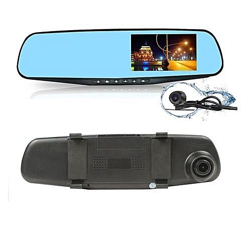 آینه دوربین دار ماشین با سنسور حرکتی و حالت دید درشب
