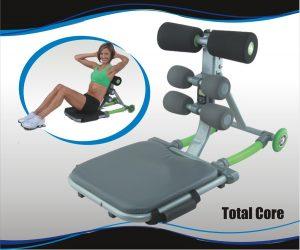 دستگاه لاغری شکم توتال کُر Total Core
