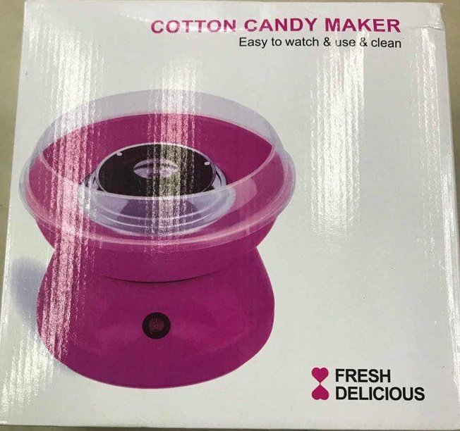 Cotton candy maker_6