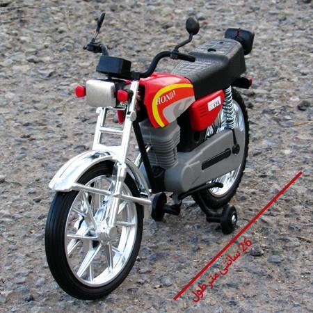 HONDA CG125 Maquette_4