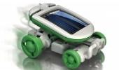 ربات خورشیدی 3 کتاره اسباب بازی فکری