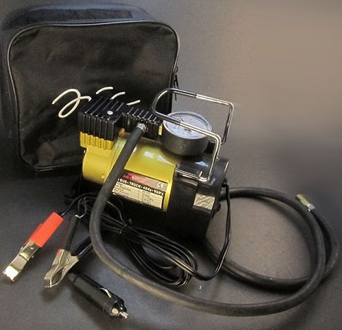 پمپ باد فلزی فندکی ماشین تک سیلندر