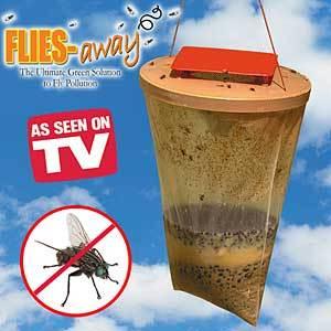 تله مگس و حشره Flies Away ماندگاری تا ۳۰ روز