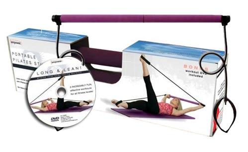 پکیج کش ورزشی حرکات trx تی آر ایکس و پیلاتس ارزان با dvd آموزشی