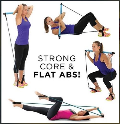 کش TRX پیلاتس کش تمرینی و بدنسازی Long Lean