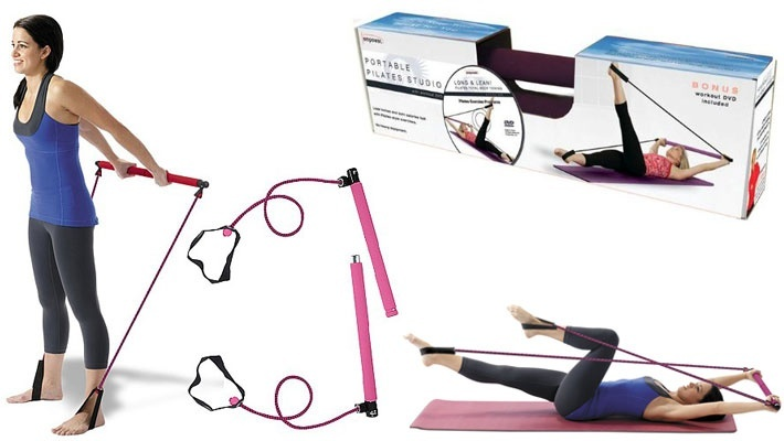Long and Lean TRX PILATES کش ورزشی