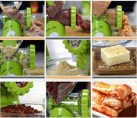Manual Meat Grinder- Home Meat Grinder