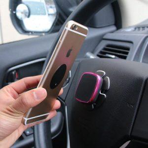 نگهدارنده مغناطیسی موبایل برای ماشین (هولدر آهنربایی)