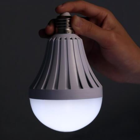 لامپ هوشمند سیار اضطراری شارژی
