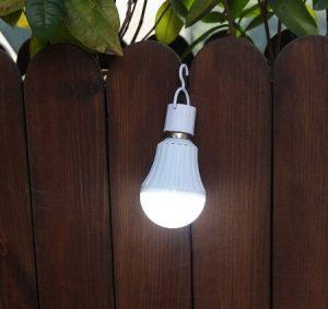 لامپ اضطراری شارژی سرپیچی سیار و مسافرتی