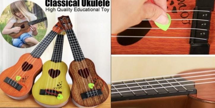 گیتار کلاسیک کودکانه