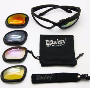 عینک کوهنوردی دوچرخه سواری و شکار دایزی DAISY
