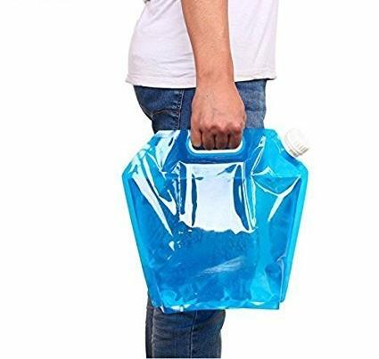 ظرف آب گالن آب قابل حمل مسافرتی