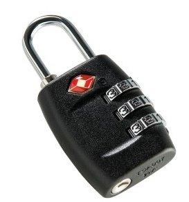 قفل TSA قفل رمزی ضد سرقت چمدان کیف ساک دستی