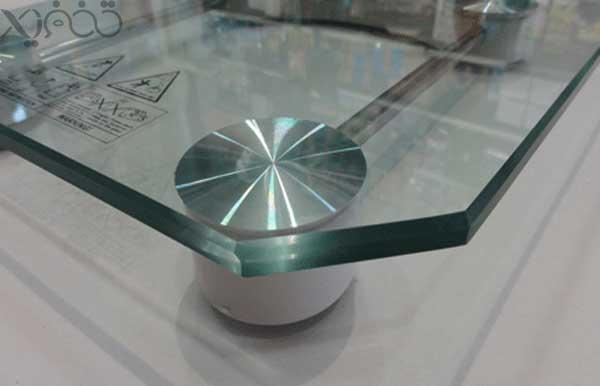 ترازو شیشه ای دقیق و دیجیتال خانگی