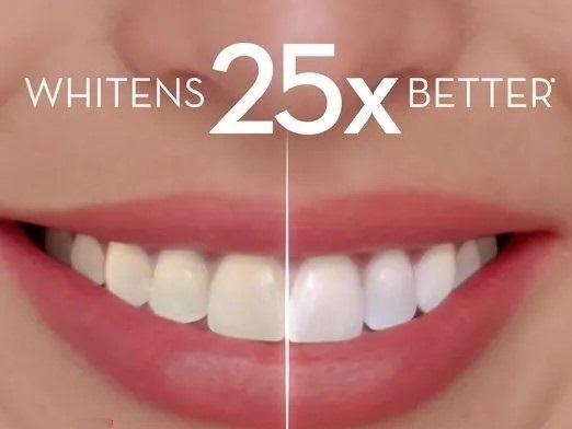 نوار چسب سفیدکننده دندان